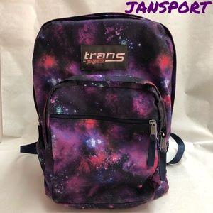 Jansport Galaxy Print Student Backpack